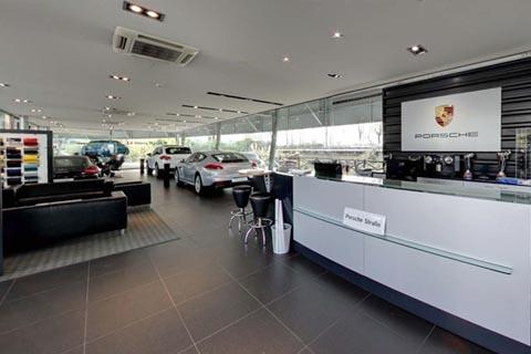 Autocentri Balduina Porsche