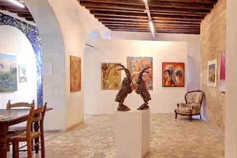Galleria Celeste