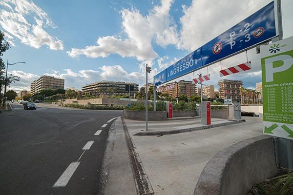 Parcheggio Europa
