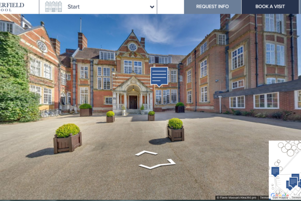 virtual tour sherfield