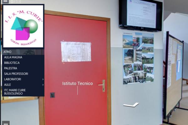 tour virtuali scuole