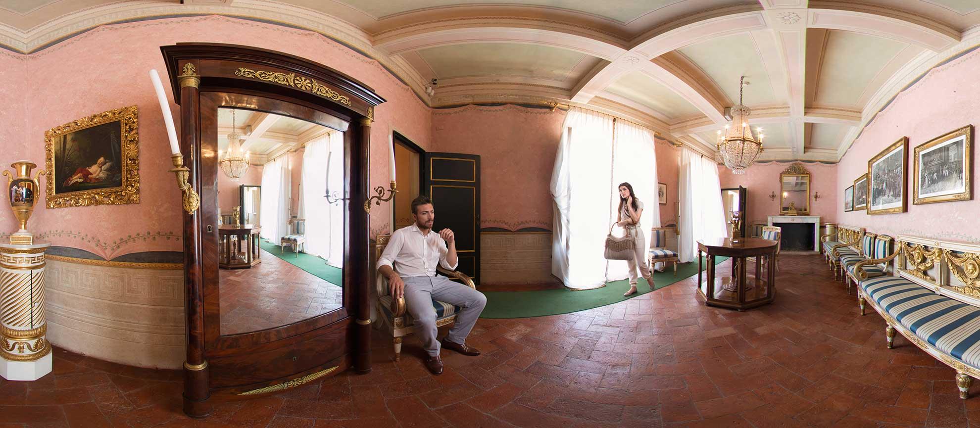 virtual tour fotografici
