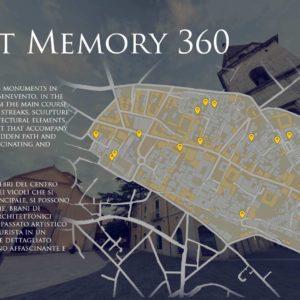 Silent Memory Benevento museo tour virtuale Michele Sabella you360.it
