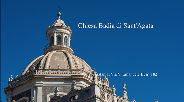 Chiesa Badia di Sant'Agata, Catania