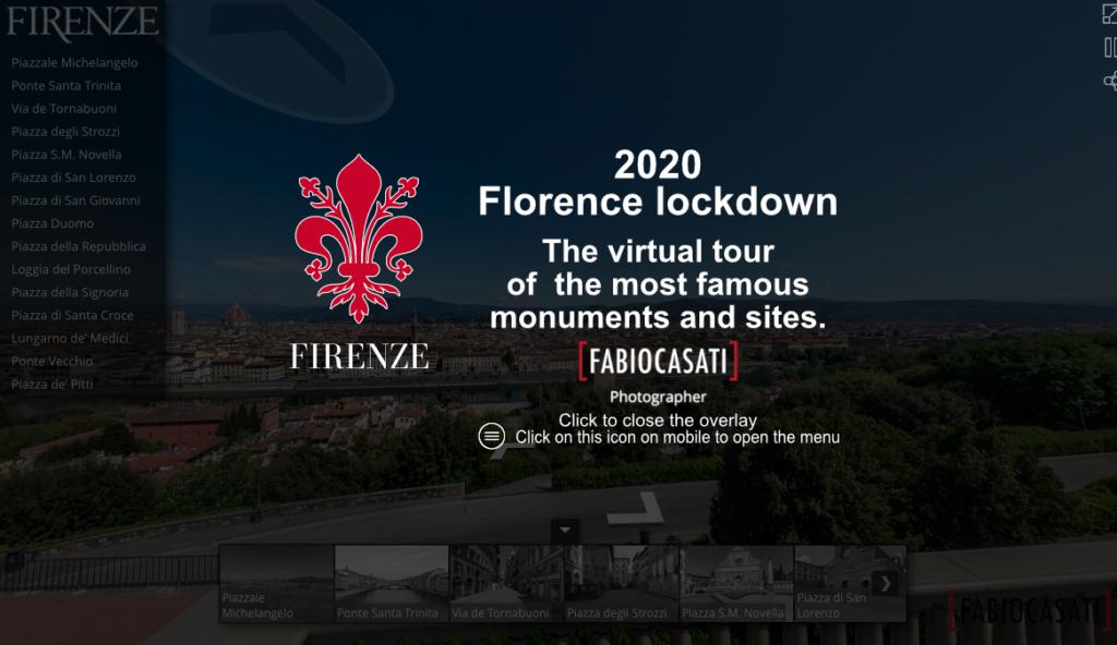 firenze lockdown