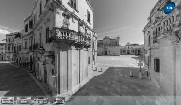Lecce ai tempi del lockdown da Flavio Massari